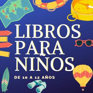 Libros gratis para niños de 10 a 12 años
